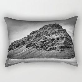 Iceland Rock Rectangular Pillow