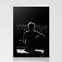 cyrilliart Stationery Cards featuring TMH Niall by Cyrilliart