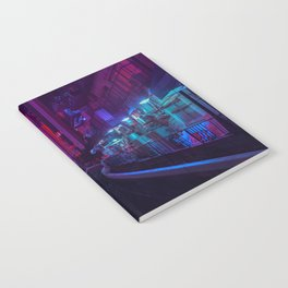 Tokyo Nights / Glitch City / Liam Wong Notebook