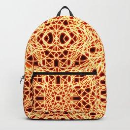 Flaming Chaos 4 Backpack