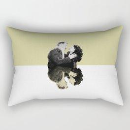 Cristina and Owen Rectangular Pillow