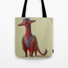 Beak Tote Bag