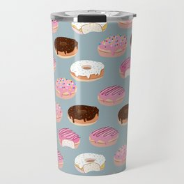 Sweet Donuts pattern Travel Mug