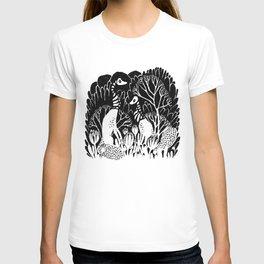 Skeletal Trees T-shirt