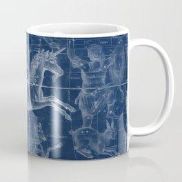 Unicorn stars sky map Coffee Mug