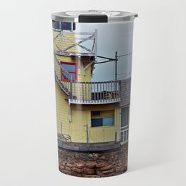 Lighthouse Cafe Travel Mug
