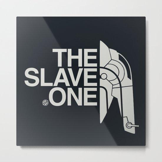 The Slave One Metal Print