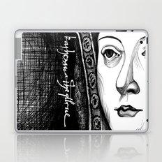 Queen Katherine of Aragon Portrait  Laptop & iPad Skin
