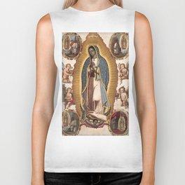 Virgin of Guadalupe, 1700 Biker Tank