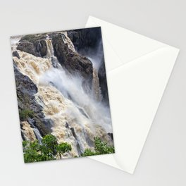 Enjoy the waterfall Stationery Cards