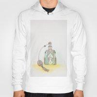 perfume Hoodies featuring Perfume by Moe Notsu