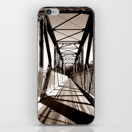 Shadowed Bridge iPhone Skin