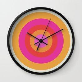 Stockholm,Sweden travel poster, Wall Clock