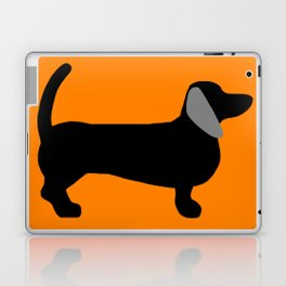 Halloweiner Dog Laptop & iPad Skin