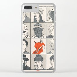 Londoners Clear iPhone Case