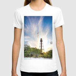 Sanibel Island Lighthouse T-shirt
