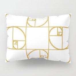Golden Sprout Pillow Sham