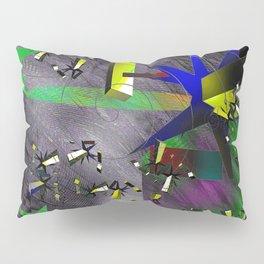 Decaying Orbit Pillow Sham