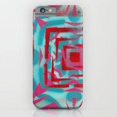 Pinkstarredbox iPhone 6s Slim Case