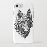 german iPhone & iPod Cases featuring German Shepherd by BIOWORKZ