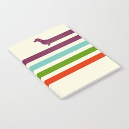 (Very) Long Dachshund Notebook