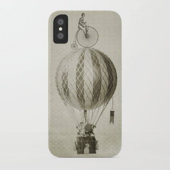 riding high 02 iPhone Case