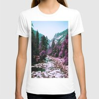 yosemite T-shirts featuring Yosemite Purple by Richard PJ Lambert