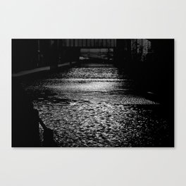 Urban Riviera Canvas Print