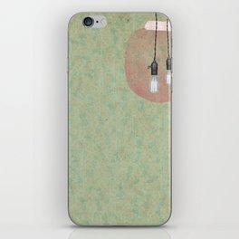Feminine Collage II iPhone Skin