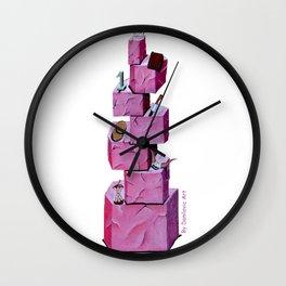 Envy (Seven deadly sins) Wall Clock