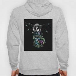Dark Angel By Annie Zeno  Hoody