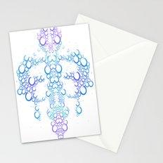 Ink Blot (Light) Stationery Cards