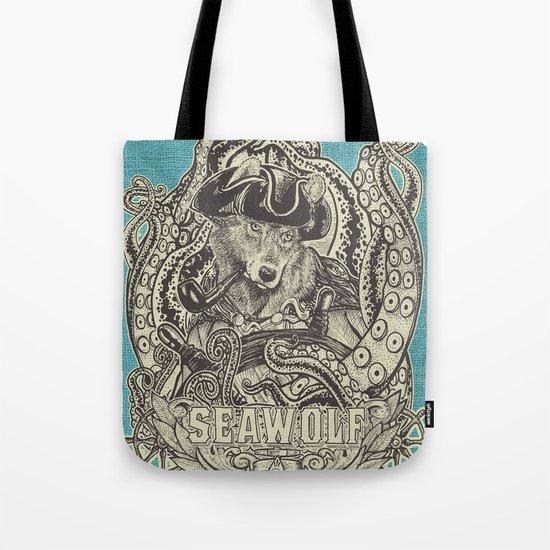 SeaWolf Tote Bag