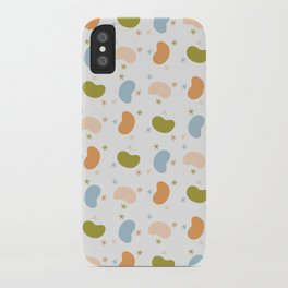 Beans & Stars iPhone Case