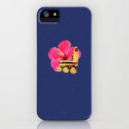 9mm Hibiscus iPhone Case