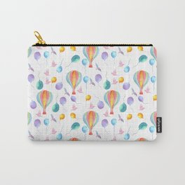 Funny summer Carry-All Pouch