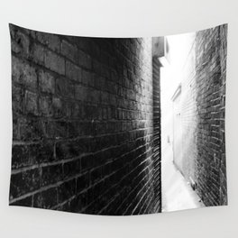 UNKNOWN ROUTE. Wall Tapestry