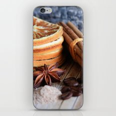 Spices Of Life iPhone & iPod Skin