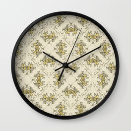 My Own Wallpaper Wall Clock