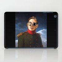 gore iPad Cases featuring DM : A classic Martin Lee Gore by Luc Lambert