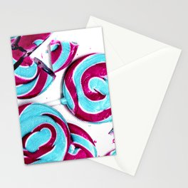 Lollipops 2 Stationery Cards