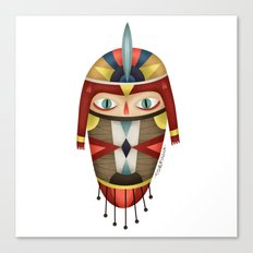 Panzi Reloaded Canvas Print
