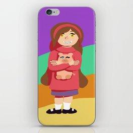 Mabel Pines iPhone Skin
