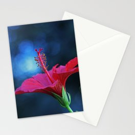 Pink Flower II Stationery Cards