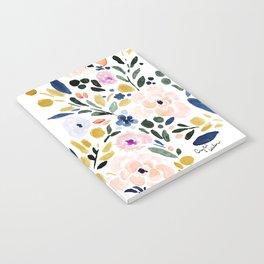 Sierra Floral Notebook