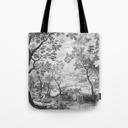 Landscape with Judah and Tamar Tote Bag