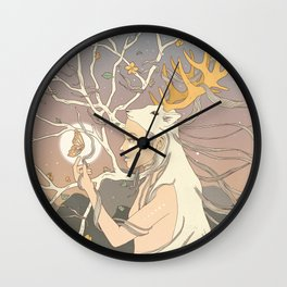 Dear Lost Memory, Where Have You Been? Wall Clock