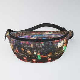 Wow that's Christmas spirit Fanny Pack