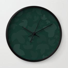 Ivy is an Evergreen Wall Clock