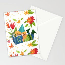 Book Gnome Stationery Cards